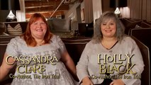 Holly Black and Cassandra Clare talk The Iron Trial