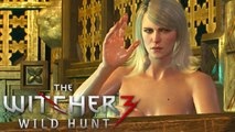 The Witcher 3  CUTE WITCH - Hunting a Witch Main Quest Live!!