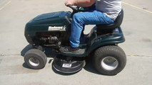 MTD Bolens Riding Lawn Mower