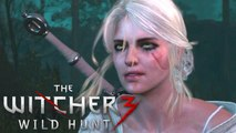 The Witcher 3: YENNEFER LOVE SCENE - The King is Dead - Long