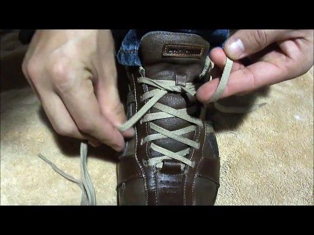 como amarrar tus zapatos rapido | Godialy.com