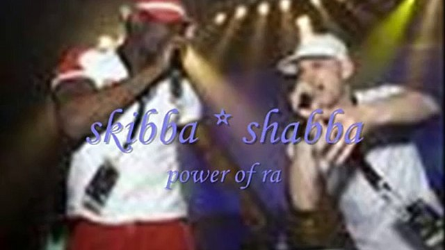 Mc Skibadee * Shabba D SICK SICK SICK (power of RAAAAAAAA)