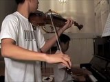 Naruto - Sadness and Sorrow Violin and Piano duet