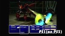 Final Fantasy VII Remako HD Graphics Mod Comparison Trailer