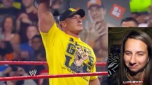 WWE Raw 10/14/13 John Cena RETURNS Hell In a Cell Promo Live Commentary