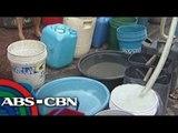 Metro Manila also faces water supply shortage