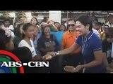 "Judy Ann Santos helps typhoon ""Yolanda"" victims"