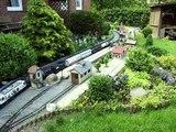 Bau unserer Gartenbahn in Spur G 1:22,5 für LGB und Piko