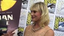 Comic-Con 2011: Katee Sackhoff 'Batman: Year One' Interview