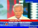 la chaine LCI :Israel un etat terroriste / LCI : Israel is a terrorist state