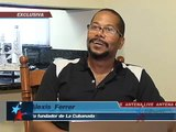 TV Martí Noticias — Exclusiva: Alexis Ferrer de la cubanada.com narra su encierro en Cuba