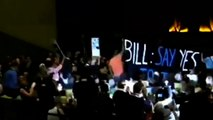 Bill Clinton Heckled at International AIDS Conference