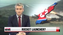 N. Korea could deploy multiple rocket launchers in West Sea border area