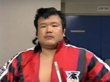 Kenichi Yamamoto vs. Tatsuo Nakano (UWF-I)
