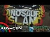 Tourists flock to 'dancing dinosaurs' in Benguet