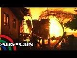 100 homes razed by fire in Cebu