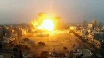 Gaza crisis Death toll from Israeli strikes 'hits 100' BREAKING NEWS 11 JULY 2014