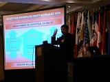 Dr. Jim Romero, coordinador de la estrategia Nacional de Salud Bucal del MINSA.