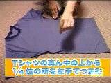 T-Shirt folding