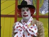 pipo de clown ( beginstukje van pipo en de bosbas )