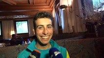 Rest day - Interview with Fabio Aru / Giorno di riposo - Intervista con Fabio Aru