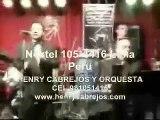 ORQUESTAS EN LIMA ORQUESTAS PERU ORQUESTAS PARA MATRIMONIOS EN LIMA HENRY CABREJOS