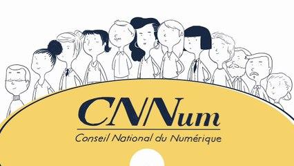 La présentation du rapport AMBITION NUMERIQUE : introduction