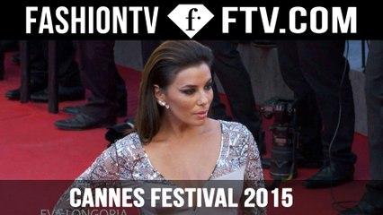 Cannes Film Festival 2015 - Day Six pt. 1 | FashionTV