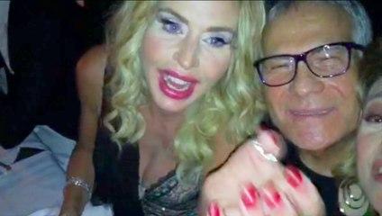 BARBARADURSO.COM - L'altra sera con Valeria Marini e Carlo Pignatelli
