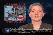 Armenian Genocide Resolution By USA - Angers Turkey & Recalls its Ambassador