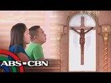 Devotees visit old church in Isabela