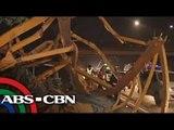 Bus-truck collision causes traffic at NLEX