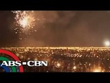 PH sets record for 'largest flaming image with candles'