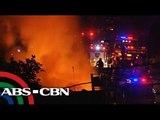 Fire hits residential area in Marikina
