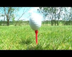 Côté terrain - Leçon de golf avec Plasil