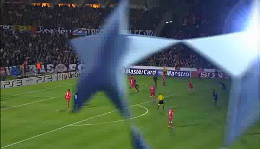 LdC - 2009/2010 - Bordeaux vs Lyon [1-0]