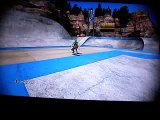 Skate 3 Sick trick! Double Frontflip Coffin!!