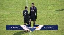 Match CFA - Bordeaux vs Cherbourg