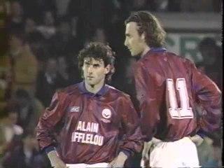 UEFA C3 - 1995-96 - Bordeaux-Milan AC [3-0]