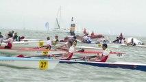Championnat de France d'aviron de mer 2015 - Rivedoux-Plage