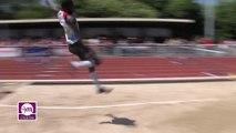 Finale M Longueur (Victoire de Kafétien Gomis avec 7,97 m)