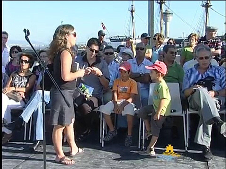 Inauguração do Farol de Cacilhas - Concerto da Banda da Armada Portuguesa
