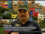 CHÁVEZ Distritos militares Venezuela. Larry Palmer denegado. CAP opositores cadáveres insepultos