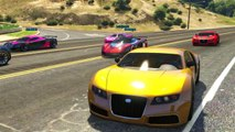 BACKSTABBER!! - GTA Online Funny Clip (Grand Theft Auto V 5 Multiplayer Hilarious Racing)