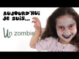 Maquillage Zombie - Tutoriel maquillage enfant facile