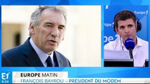 François Bayrou, invité d'Europe Matin sur Europe1 - 260515
