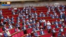 Nouvel échange musclé au sujet de la réforme des collèges à l'Assemblée nationale