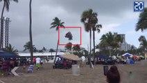Un château gonflable s'envole en Floride - Le Rewind du Mardi 26 mai 2015