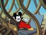 Costruttori di barche (Boat builders) - cartoni Disney ITA 1938  Paperino Pippo Topolino