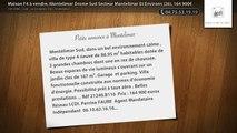 Maison F4 à vendre, Montelimar Drome Sud Secteur Montelimar Et Environs (26), 164 900€